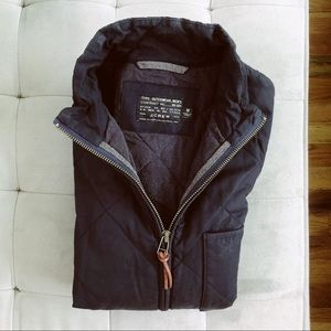 J. Crew Men's Quilted Outerwear Vest